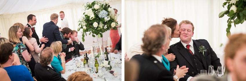 Danish/ Scottish Wedding