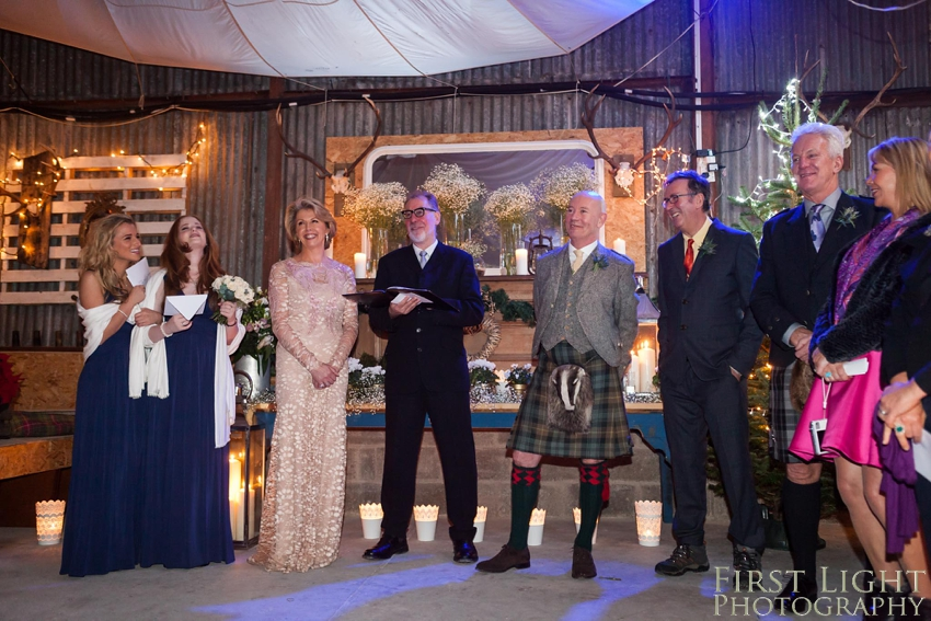 The wedding of Tim Maguire and Susan Mathieson, Monachyle Mhor. Photographed by First Light Photography
