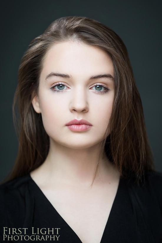 Actor headshot edinburgh