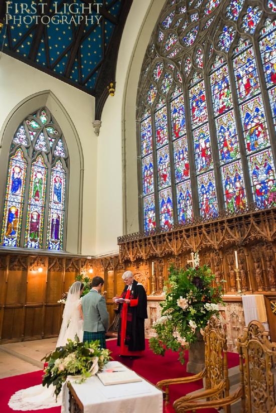 Wedding church,