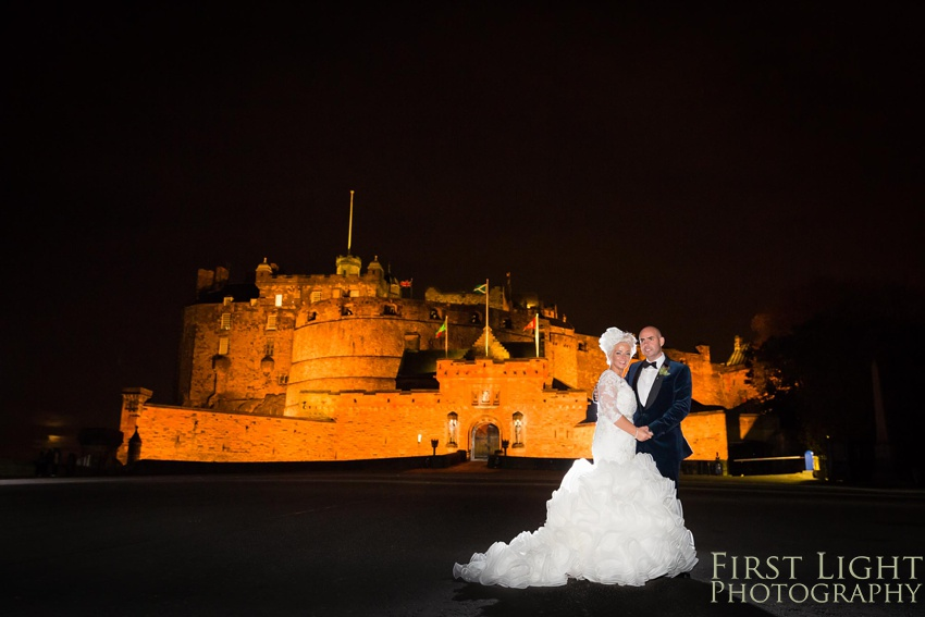 Edinburgh CastleBalmoral HotelWedding PhotographerEdinburgh Wedding PhotographerEdinburgh