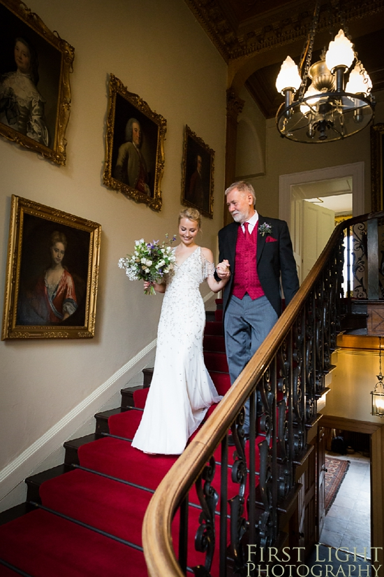 Gilmerton House Wedding, North Berwick. Edinburgh Wedding Photographer, Scotland. Copyright: First Light Photography
