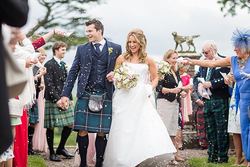Millearne Gardens Wedding, Perthshire, Edinburgh Wedding Photographer, Scotland. Copyright: First Light Photography